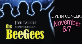 Jive Talkin' Perform the BeeGees Live in Concert