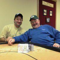 Bob Pearson & Brian Scheeneman