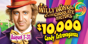 Willy Wonka Web Image