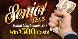 Seniors Win $500 Cash March'14