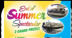 End of Summer Spectacular Web Image