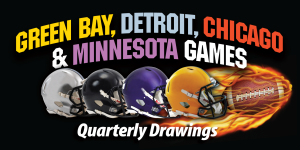 GB, Chicago, Detroit & MN Games Web Image