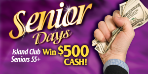 Seniors Win $500 Cash December '14