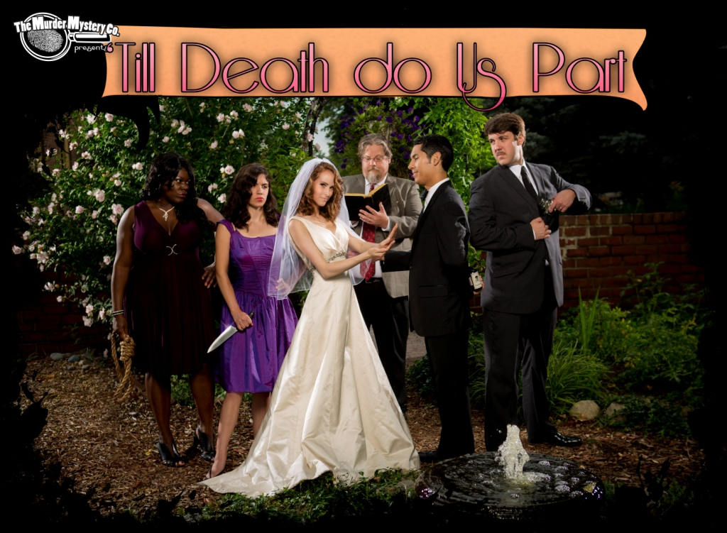 Till death do us part marriage vows