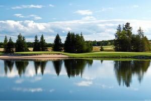 Golf Photo Hole 12 Brian Oar