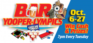 Bar Yooper-lympics