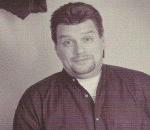 Comedian Bob Jay