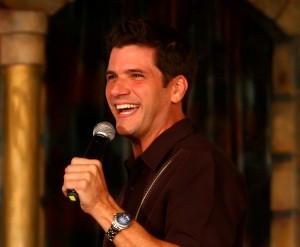 Comedian Dean Napolitano