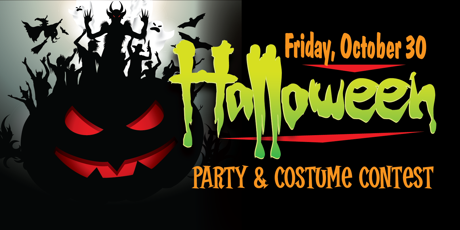 The Upper Peninsula's Best Halloween Party & Costume Contest!