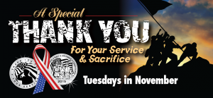 Web Header Promotion-November Tribute Tuesdays
