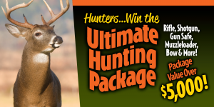 Web Header Promotion-November Ultimate Hunting