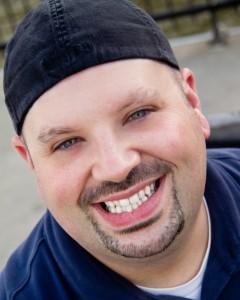 Comedian Cal Verduchi