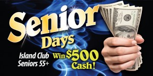 Seniors $500 Cash February '16