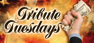 Web Header Promotion - March Tribute Tuesdays