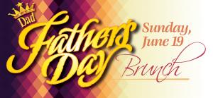 Web Header Food & Beverage-Father's Day Brunch