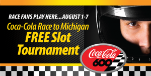 Web Header Promotion-August Coca-Cola Race to MI