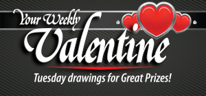 Web Header Promotion-February Weekly Valentine