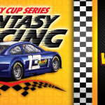 Web Header Promotion- Fantasy Racing