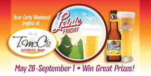 Web Header - Promotion - Leinie Friday 2017