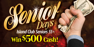Web Header - Promotion - Senior Days June 2017