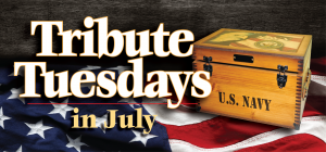 Web Header - Promotion - Tribute Tuesdays July 2017