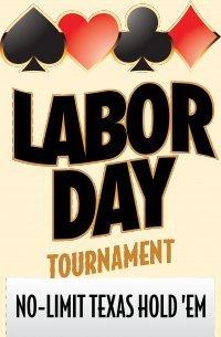 Labor Day No-Limit Texas Hold'Em Poker Tournament