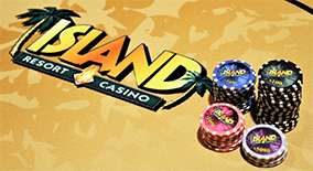 Texas Holdem Poker Tournaments at the Island Resort & Casino in Michigan