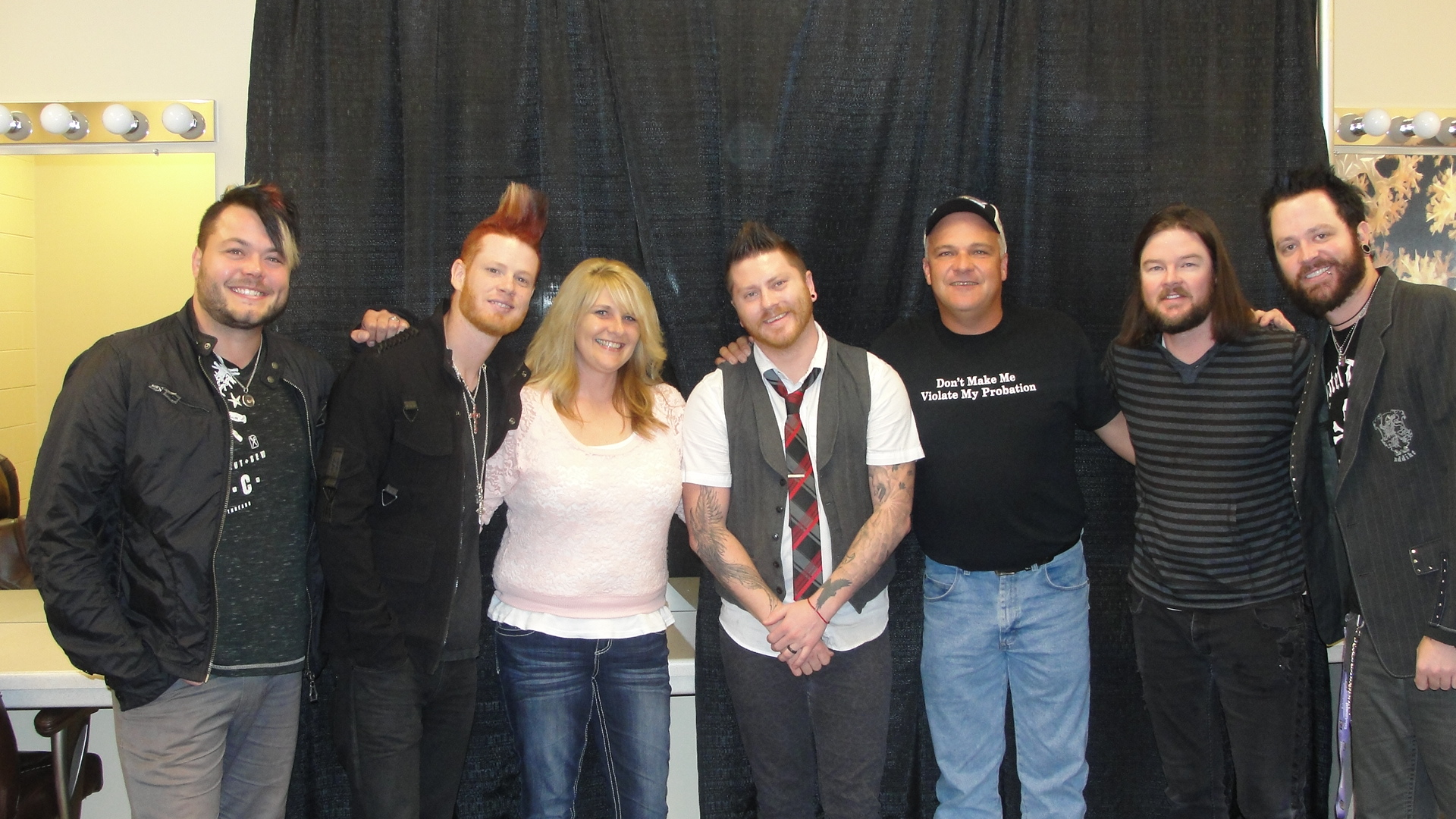 Meet Greet With Hinder Jay Jamesons Total Experience At Island