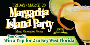 Margarita Island Party '14 Web Image