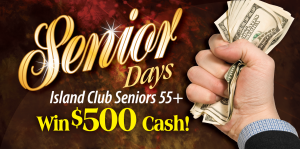 Seniors Win $500 Cash March'14