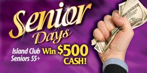 Seniors Win $500 Cash December '14