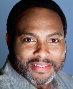 Comedian Tyrone Davis