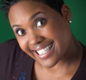 Comedian Mia Jackson