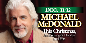 Web Header Headline - Michael McDonald