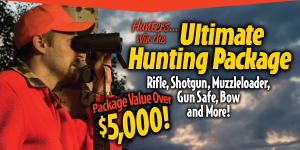 Web Header Promotion-November Ultimate Hunting Package