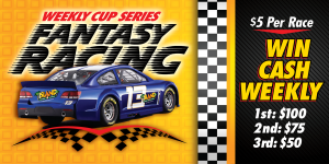 Island's Weekly Fantasy Racing Promotion