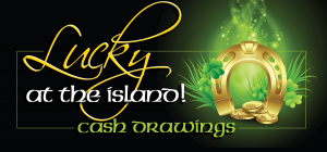 Web Header Promotion- March 2017 Lucky at the Island