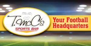 T McC's - Football Headquarters