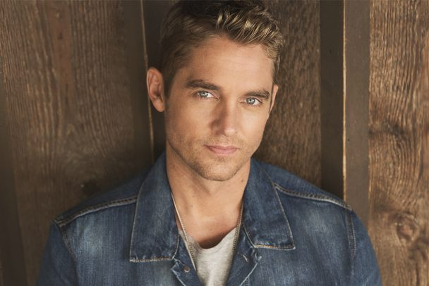 Brett Young at the Island Showroom