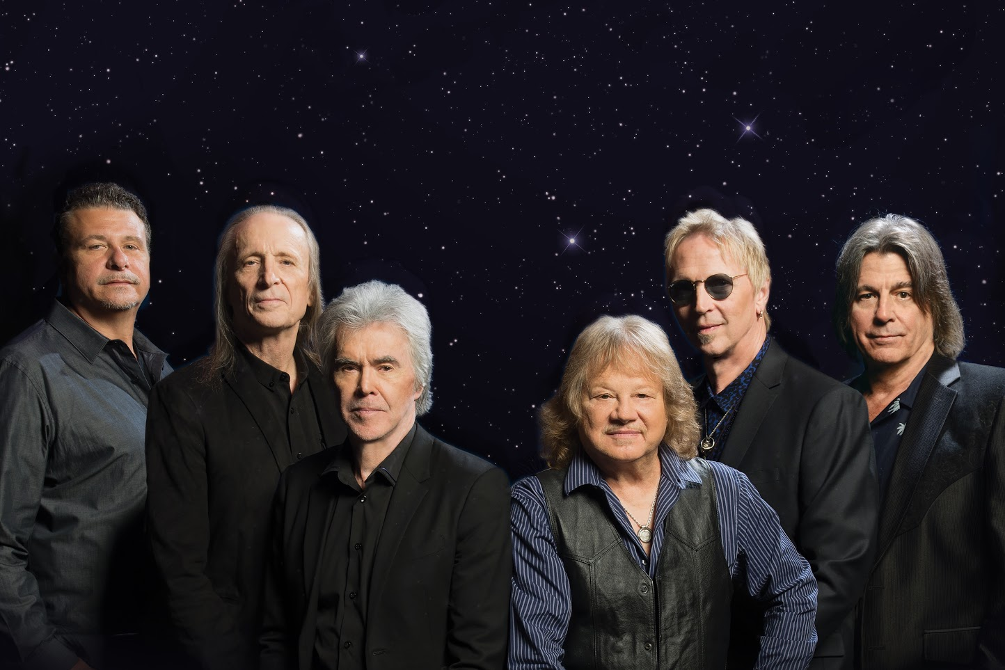 Three Dog Night at the Island Showroom