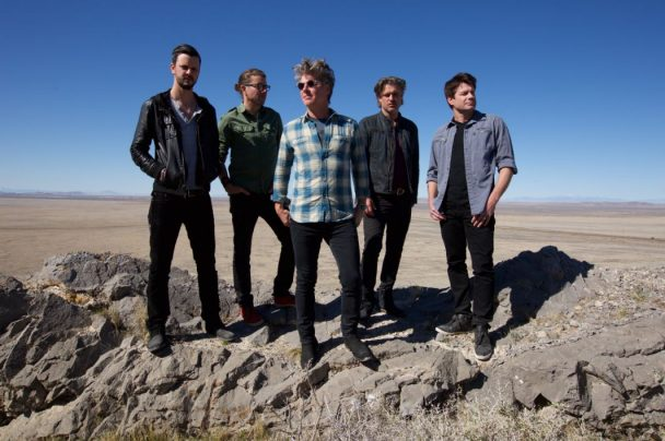 Collective Soul at the Island Showroom