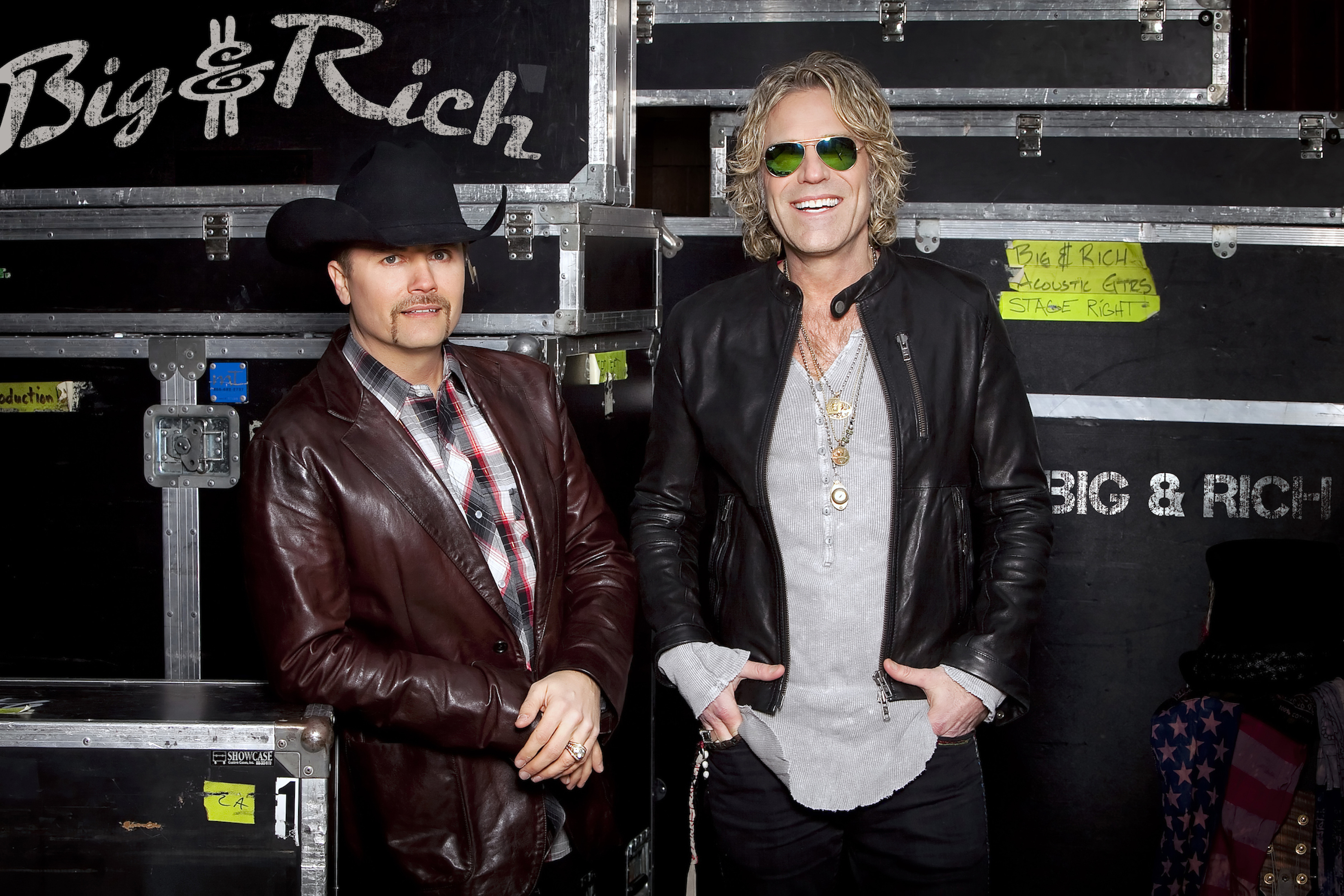 Big & Rich at the Island Showroom