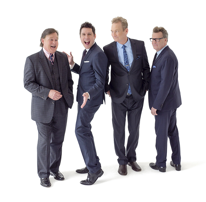 Whose Live Anyway at the Island Showroom
