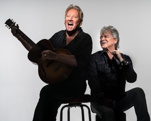 Air Supply comes to the Island Resort & Casino