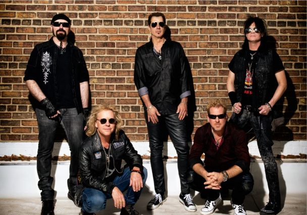 night ranger at the Island Showroom