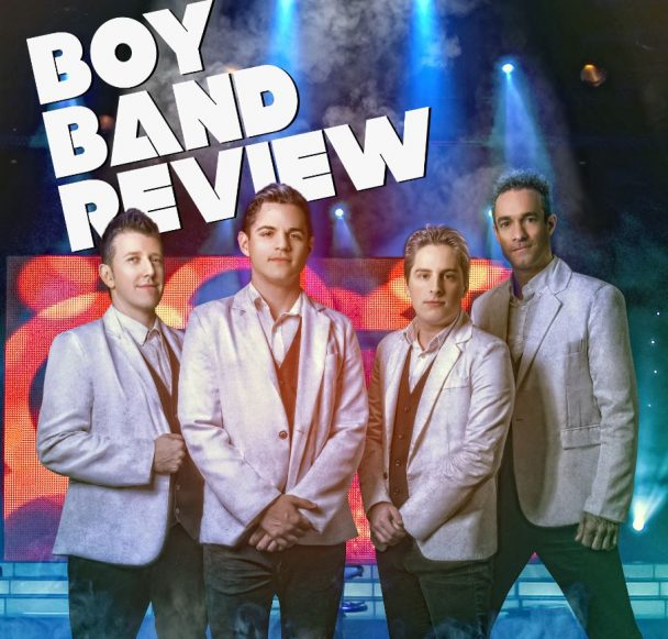 Boy Band Review at the Island Showroom