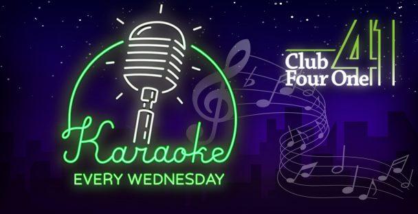 Karaoke Nights at Club Four One