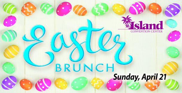 Easter Brunch at the Island
