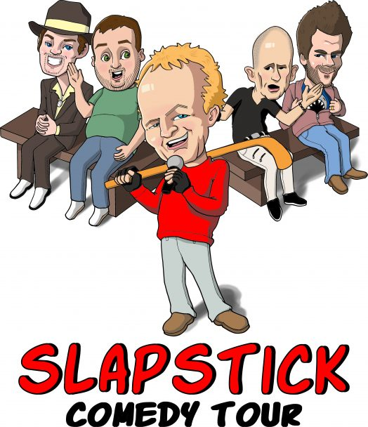 Darren McCarty Slapstick Tour at the Island