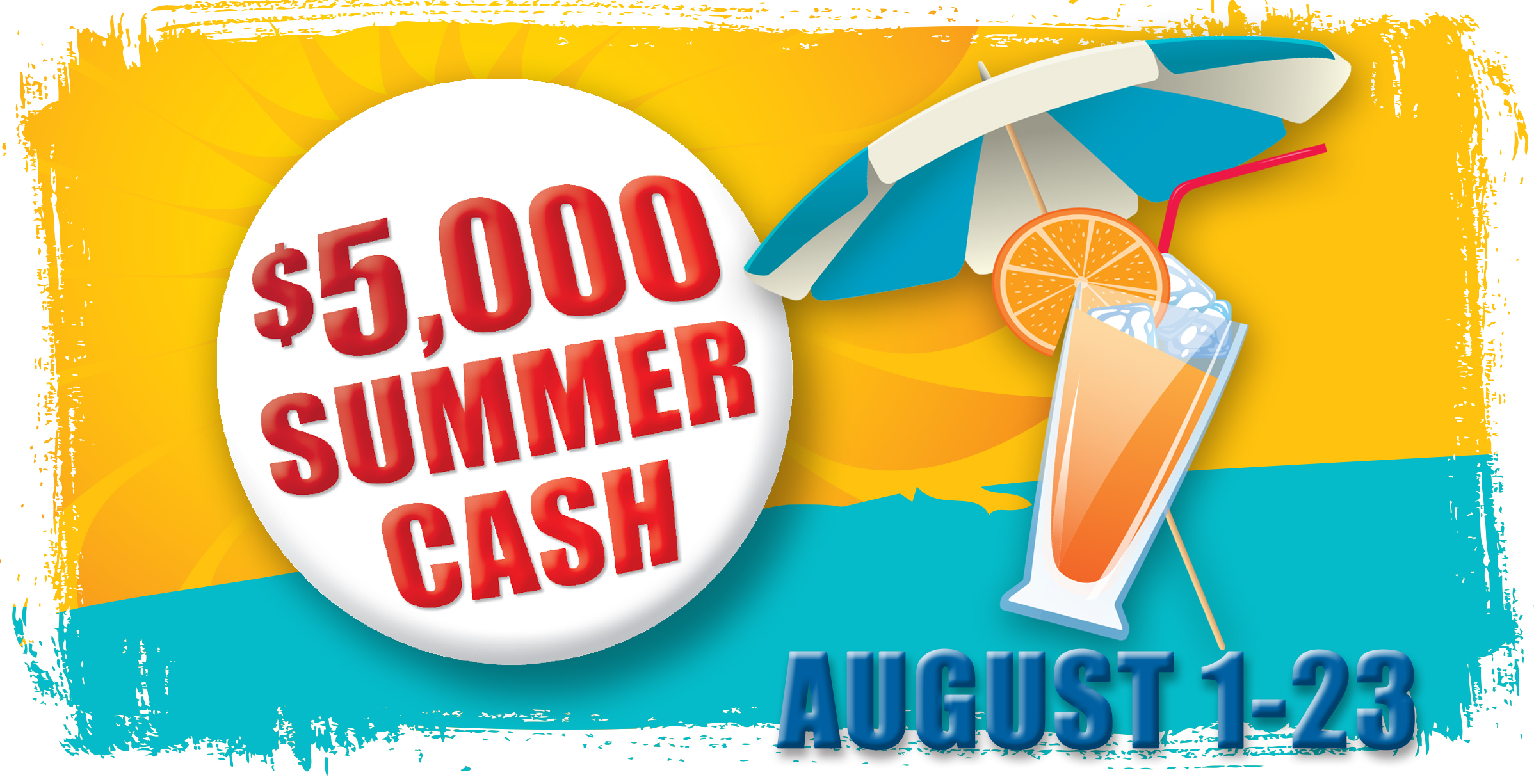The Island's Promotions, Events, Tournaments & Fun in August